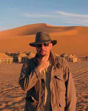 Deserto erg Ubari, Libia