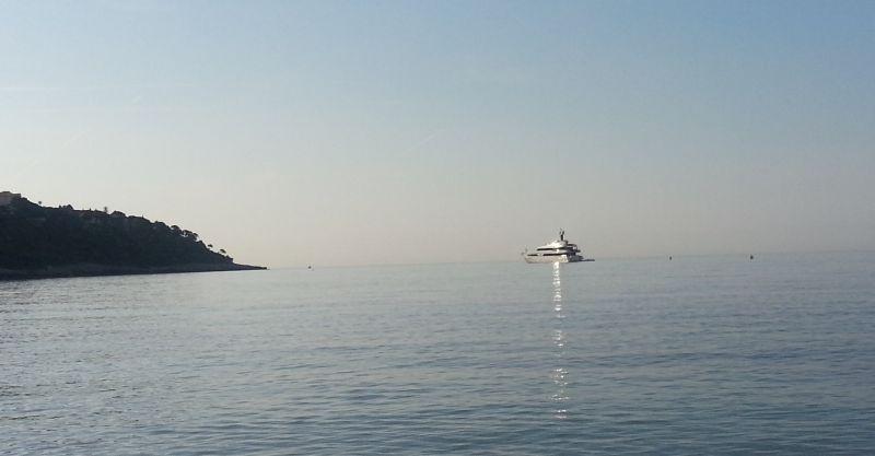 yacht Volpini