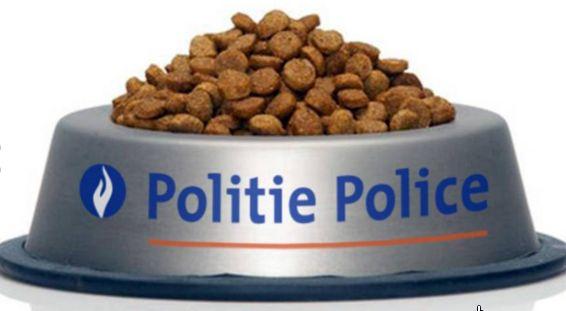 Brussels gatti polizia