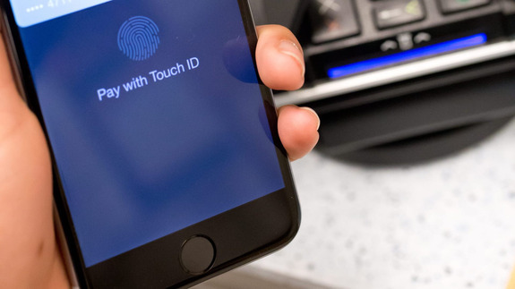 error touch ID