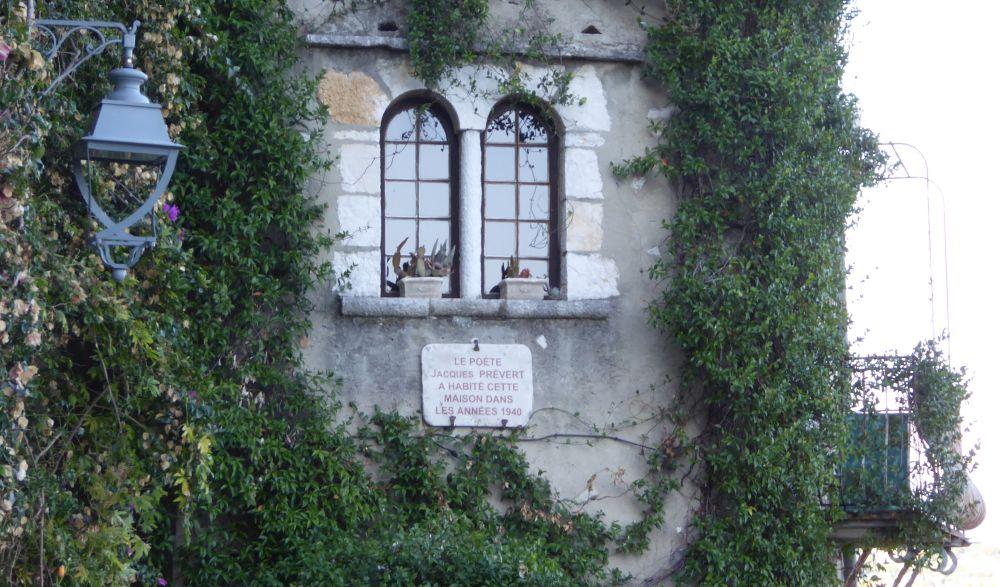 La casa dove abitò Prevert