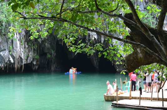 Palawan-in-the-PhilippinesUnderground-River-in-